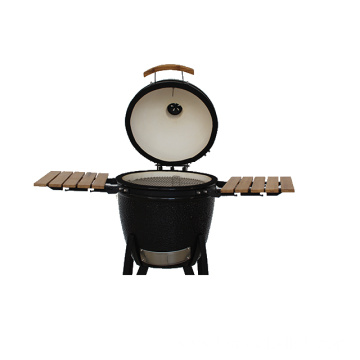 Safe Charcoal Grill 21'' Kamado Big Joe