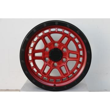 Black and bronze coating alloy wheel After market