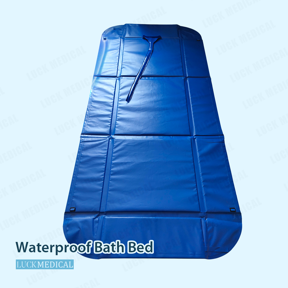 Mp Waterproof Plastic Bath Bed Hospital Use For Patient 01