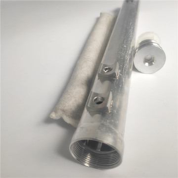 EV Used Aluminum Extruded Tube
