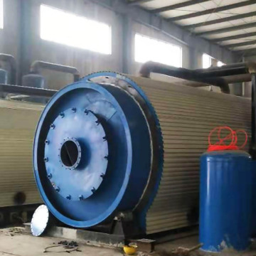 National Patents Machinery Waste Pyrolysis Fuel Oil
