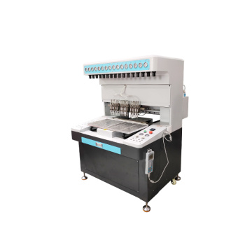 Soft Pvc Silicone Sticker Machine