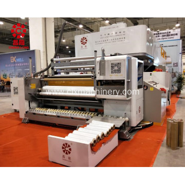 Extruder Machine Production for Stretch Film