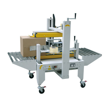 Adjustable Size Automatic Milk Carton Sealing Machine