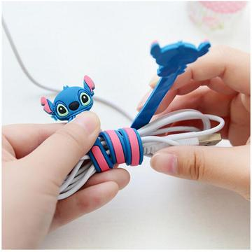 Silicone Rubber Cable Holder Cord Winder