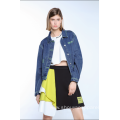 LADIES OVERSIZE DENIM JACKET
