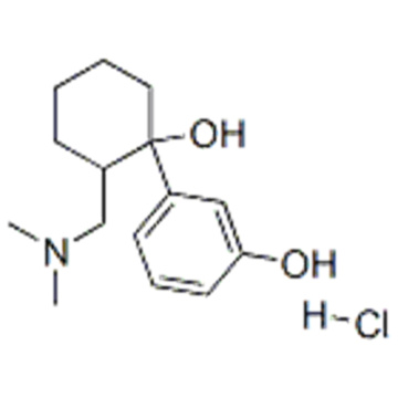 Phenol,3-[2-[(dimethylamino)methyl]-1-hydroxycyclohexyl]-, hydrochloride CAS 16412-54-7