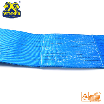Factory Supply Wholesale High Tenacity Polyester Belt Webbing Sling