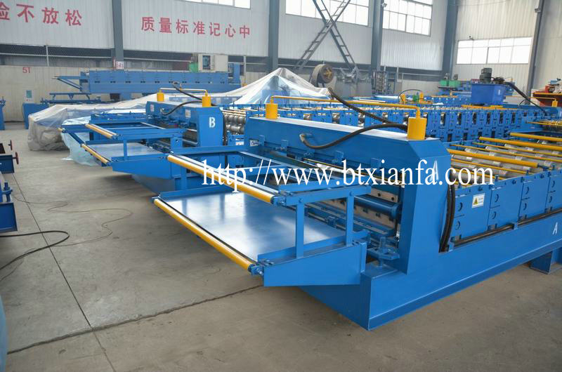roof tile machine for sale