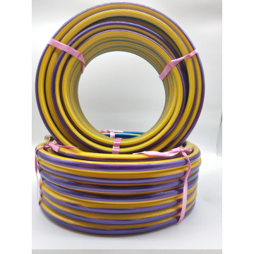 Colored braided PVC High Pressure Spray hose