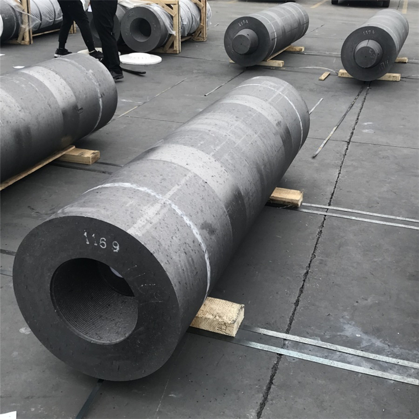 UHP 450mm Graphite Electrode for Eaf Lf