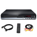 Remote Control MIC Input CD DVD Player With Cable USB For TV Home Portable LED Display Player DVD MP3 3D Playback