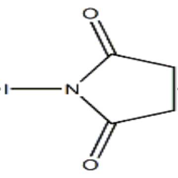 Important Pharmaceutical Intermediates N-Iodosuccinimide
