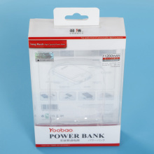 Folding Box With Blister For Power Bank