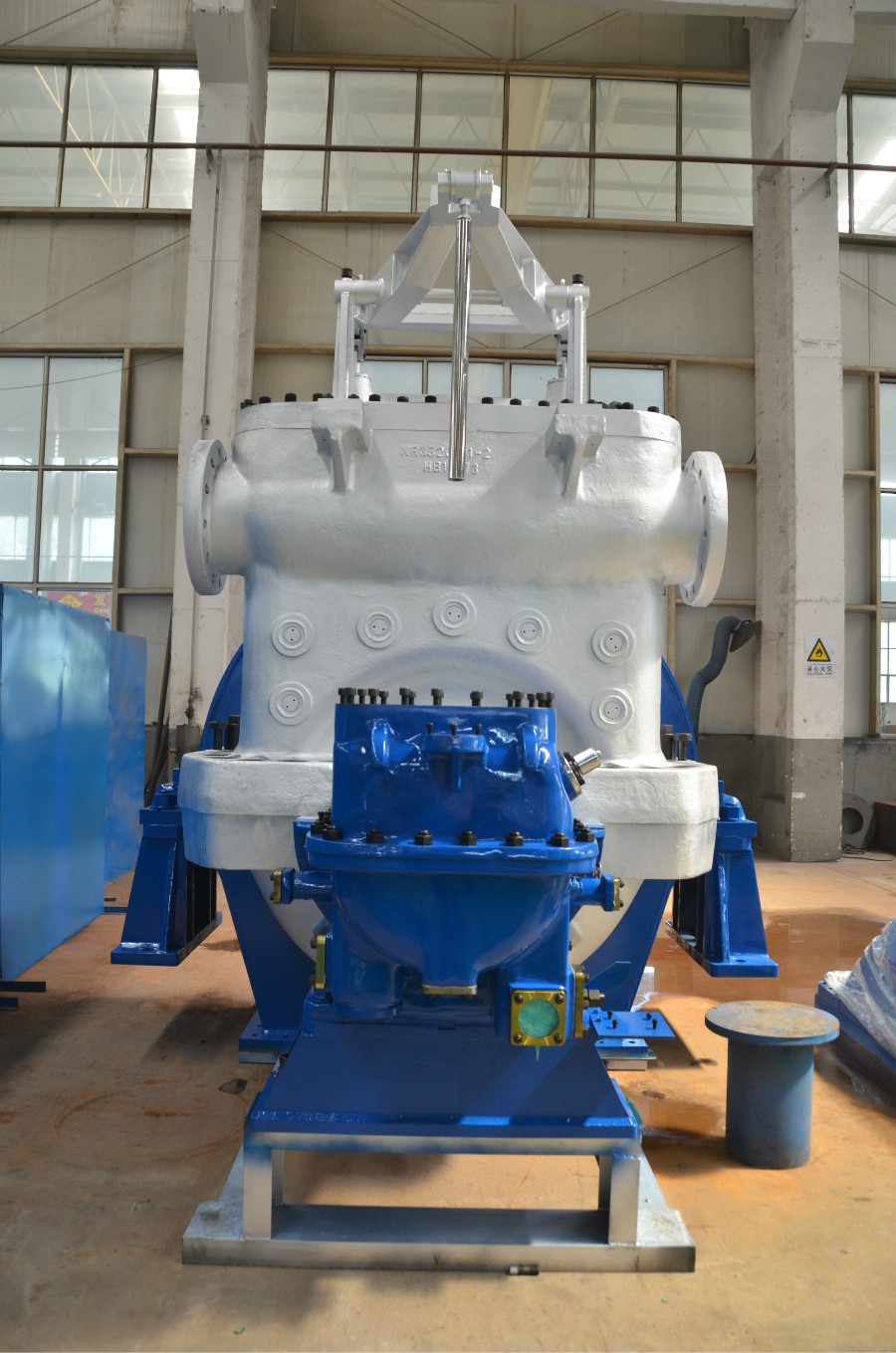 Steam Turbine Electric Generator