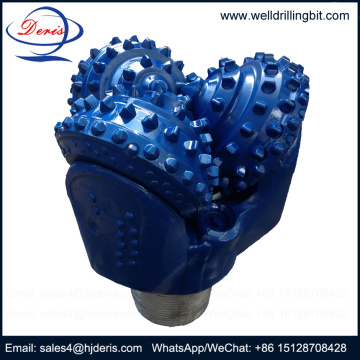 hard rock drilling water well tricone bit