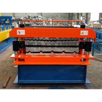 Metal Sheet Double Layer Making Machine For Roof