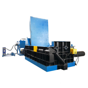 Turn-out Aluminum Steel Iron Metal Scraps Baling Machine