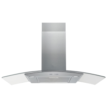 Hotpoint Curved Hoods 90cm