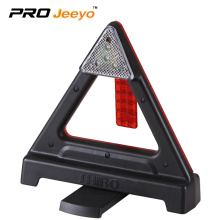 customized traffic led warning triangle sign