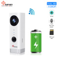 Rechargeable Baterya Network CCTV WiFi Camera