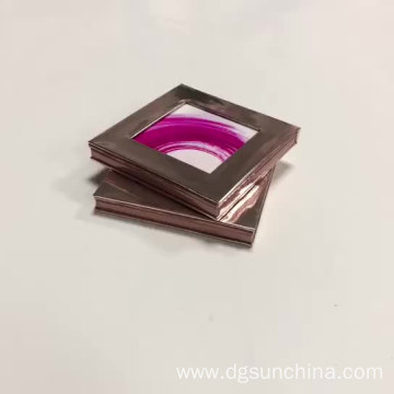 3D eyeshadow private label magnetic empty palette