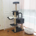 Sisal Cat skraber post Cat Tree Tower
