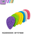 Factory custom cleaning powder puff makeup sponge