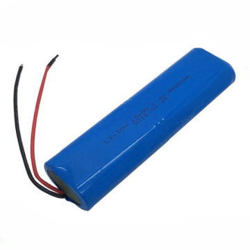 18650 2S2P 7.4V 4400mAh 32.56Wh Li Ion Battery