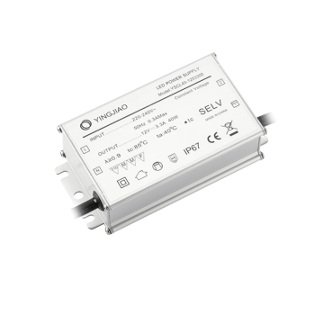 Alimentation LED IP67 à tension constante de 40W 100-240Vac