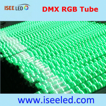 16Pixels RGB DMX512 Outdoor LED Linear Tube