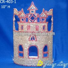 Jingling hot sale crown and Boy Birthday Crown