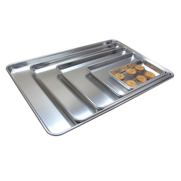 Quarter Rimmed Baking Sheet