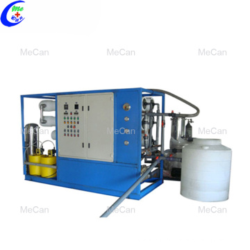 Reverse Osmosis Treatment RO Seawater Desalination System
