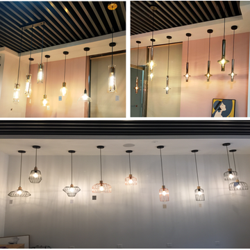 kitchen hanging modern LED pendant lamp