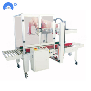 Auto Flaps Carton Box Sealer Taping Machine