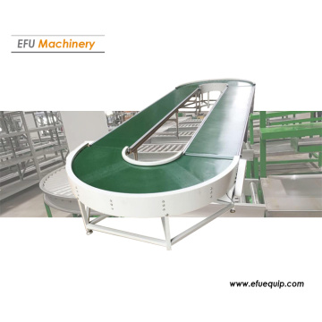 360 Degree Belt Conveyor