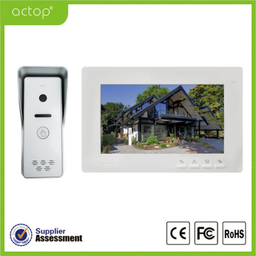7 inch Night Vision Color Doorbell with Camera