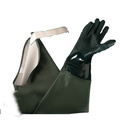 SHOULDER LENGTH INSULATED PVC GLOVES WITH STRAP