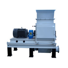 High Efficiency Double Roter Feed Hammer Mill
