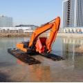 High Efficiency Amphibious Excavator For Sale