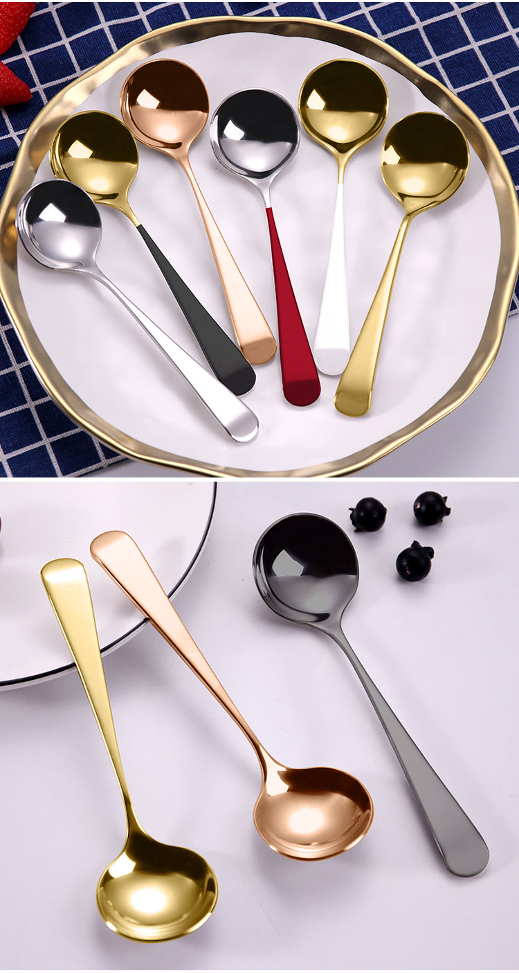 Korean Spoon Set