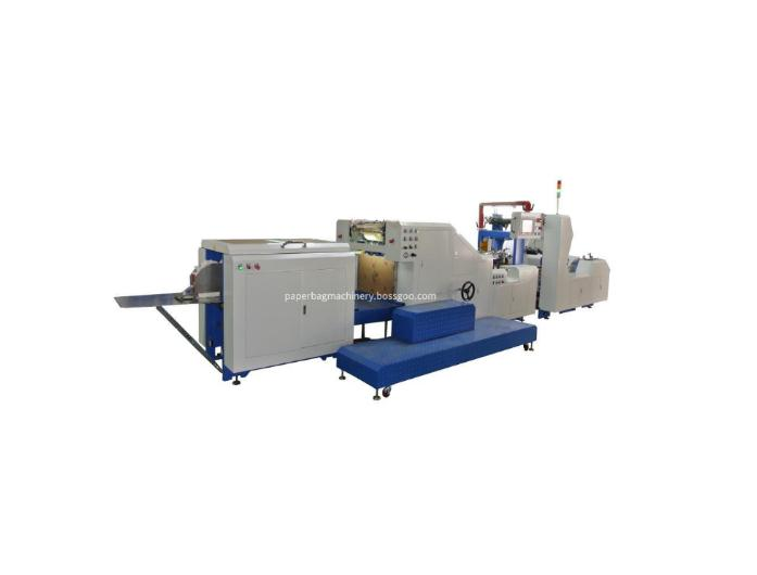 Low Cost Paper Bag Machine