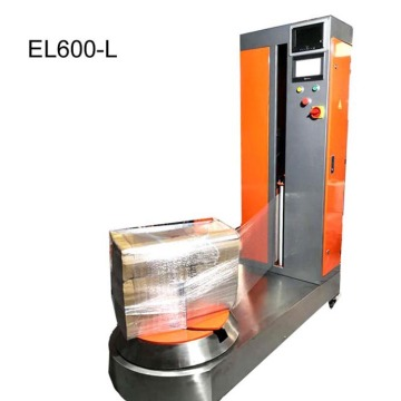 el600 l Airport Luggage Wrapping Machine