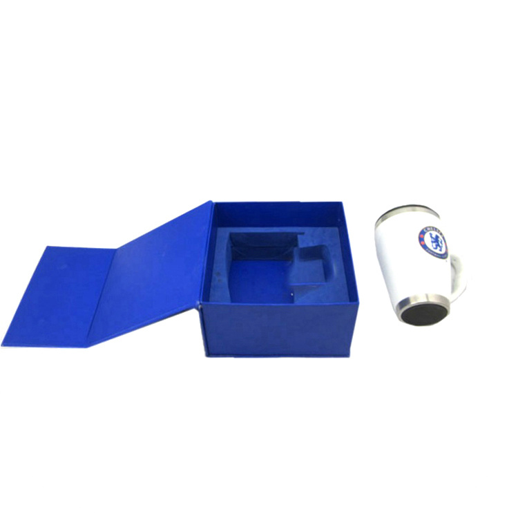 Luxury Magnetic Mug Cup Gift Packaging Paper Box