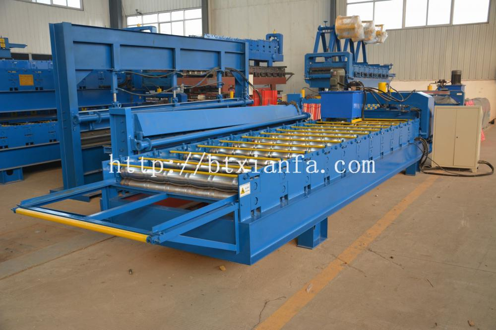tile making machine 5