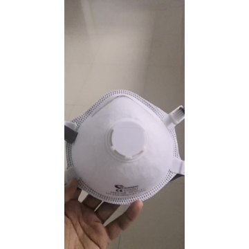 FFP3 Headbend Cup-Shape Disposable Valved Mask Wholesale