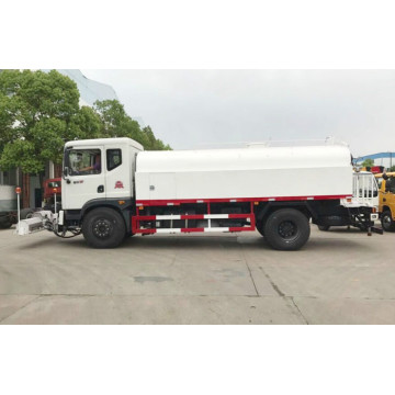 10000Liter High-pressure sewage suction cleaning truck