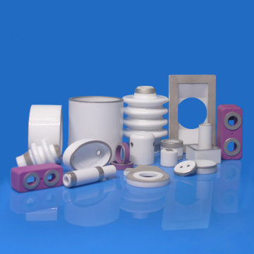 Industrial Vacuum Ceramic Component with Metallization