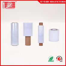 Mini Roll LLDPE Stretch Film With Handle